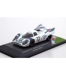 Le Mans Porsche 917 K Sieger 24h Le Mans Lennep/Marko 1971 Martini