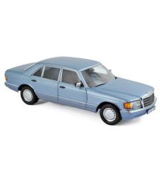 Mercedes-Benz 560 SEL 1990 - Pearl Blue metallic