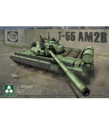 1:35 DDR Medium Tank T-55 AM2B