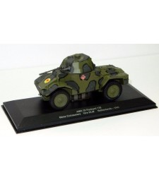 AMD 35 Panhard 178 6eme Cuirassiers 1ere DLM (WWII Collection by EAGLEMOSS)