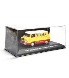 FIAT 600 FURGONE - SANTA CLARA - 1962