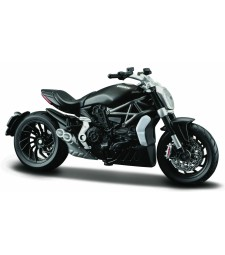Ducati Xdiavel S, black