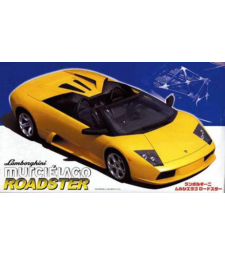 1:24 Lamborghini Murcielago Roadster  - Real Sports Car Series