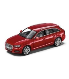 Audi A4 Avant - Tango Red