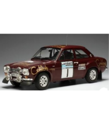 Ford Escort MK1 RS 1600, No.1, Colibri LighteRS, Rallye WM, RAC Rallye T.Makinen/H.Liddon