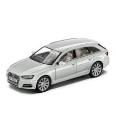 Audi A4 Avant - Glacier  White