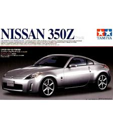 1:24 Nissan 350Z Track
