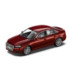 Audi A4 - Matador Red