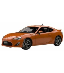 "TOYOTA 86 ""LIMITED"" (ASIAN VERSION/RHD) (ORANGE METALLIC) 2012"