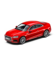 Audi A5 Coupe - Tango Red