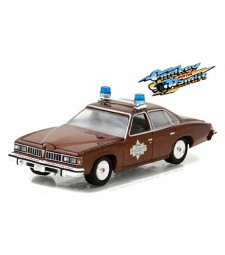 Hollywood Series 18 - Smokey and the Bandit (1977) - Sheriff Buford T. Justice's 1977 Pontiac LeMans Solid Pack