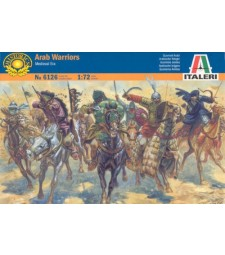 1:72 XIII CENTURY: ARAB WARRIORS - 15 figures