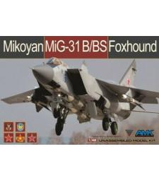 1:48 Mikoyan MiG-31B/BS Foxhound