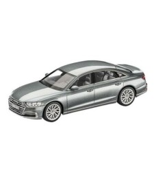 Audi A8 L - Monsoon Grey