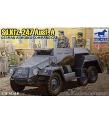 1:35 Sd.Kfz.247 Ausf.A German Armored Command Car