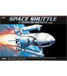 1:288 SP. SHUTTLE & BOOSTER