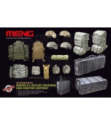 1:35 Modern U.S. Military Individual Load-Carrying Equipment
