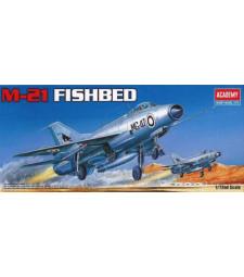 1:72 MIG-21 FISHBED