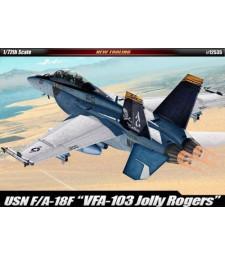 "1:72 F/A-18F USN ""VF-103 JOLLY ROGERS"""