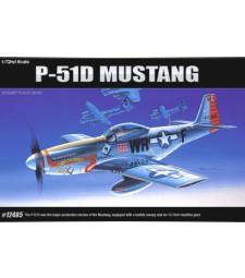 1:72 P-51 D MUSTANG