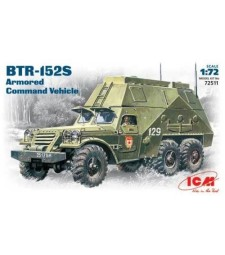 1:72 BTR-152S, Armoured Command Vehicle