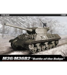 "1:35 M36B2 US ARMY ""BATTLE OF THE BULGE"""