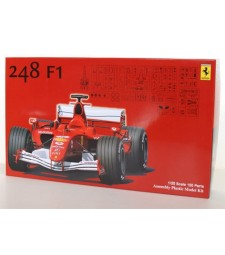 1:20 GRAND PRIX SERIES FERRARI 248 F1 (GP9)