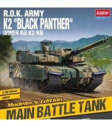 1:35 ROK ARMY K2 BLACK PANTHER