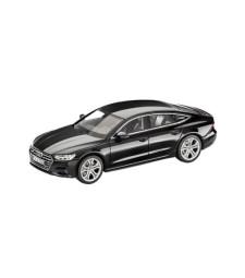 Audi A7 Sportback - Myth Black