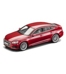 Audi A5 Sportback - Matador Red