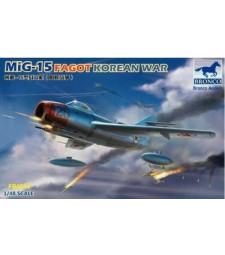 """1:48 MiG-15 """"Fagot"""""""