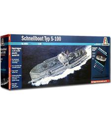 1:35 SCHNELLBOOT S-100 - PRM EDITION