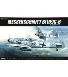 1:72 MESSERSCHMITT BF-109G