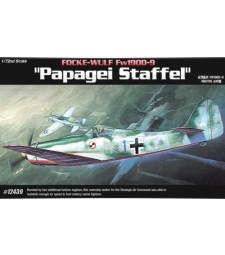 "1:72 FW-190D ""PAPAGEI STAFFEL"" OOP"