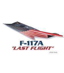 """1:48 F-117A """"LAST FLIGHT"""""""