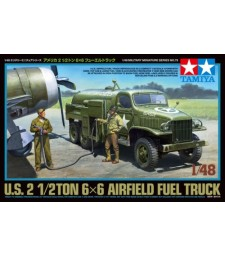 1:48 US AIRFIELD FUEL TRUCK