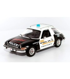AMC PACER X 1975 Freetown 'DARE' Police 1975