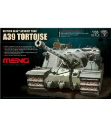1:35 British A39 Tortoise Heavy Assault Tank