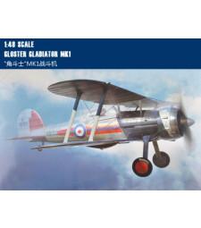 1:48 Gloster Gladiator MK1
