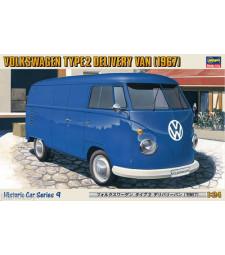 1:24 Volkswagen Type2 Delivery Van (1967)
