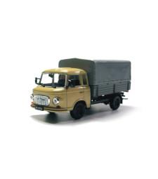 Barkas B1000 HP Pick-up, Polish Cars, yellow