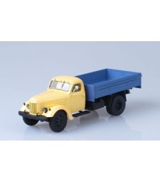 ZIL-164А flatbed truck /beige-blue/