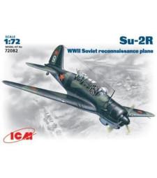 1:72 Su-2R, WWII Soviet Reconnaissance Plane