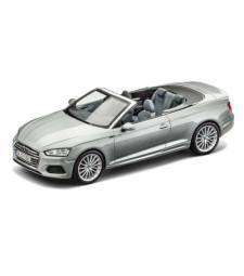 Audi A5 Convertible - Floret Silver