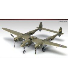 "1:48 P-38F LIGHTNING ""GLACIER GIRL"""