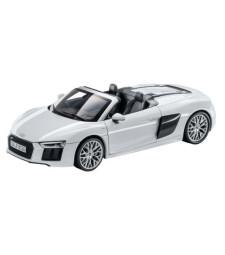 Audi R8 Spyder V10 -  Suzuka Grey