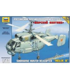 1:72 Kamov Ka-27 Submarine hunter