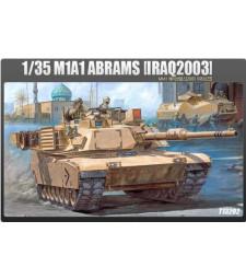 1:35 M1A1 IRAQ 2003