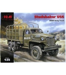 1:35 Studebaker US6, WWII Army Truck
