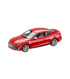 Audi S5 Coupe - Misano Red